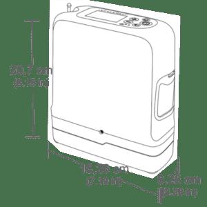 Φορητός Συμπυκνωτής Inogen One G5